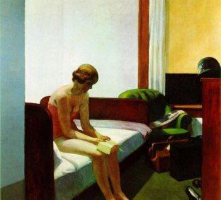 Hotel Room Edward Hopper