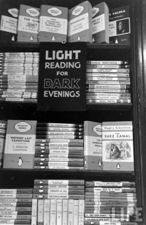 Light Reading for Dark Evenings